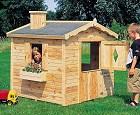 gartenh user holz gartenhaus. Black Bedroom Furniture Sets. Home Design Ideas