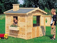 kinder gartenhaus holz my blog. Black Bedroom Furniture Sets. Home Design Ideas