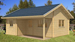gartenhaus ganzj hrig bewohnbar bau von hausern und hutten. Black Bedroom Furniture Sets. Home Design Ideas